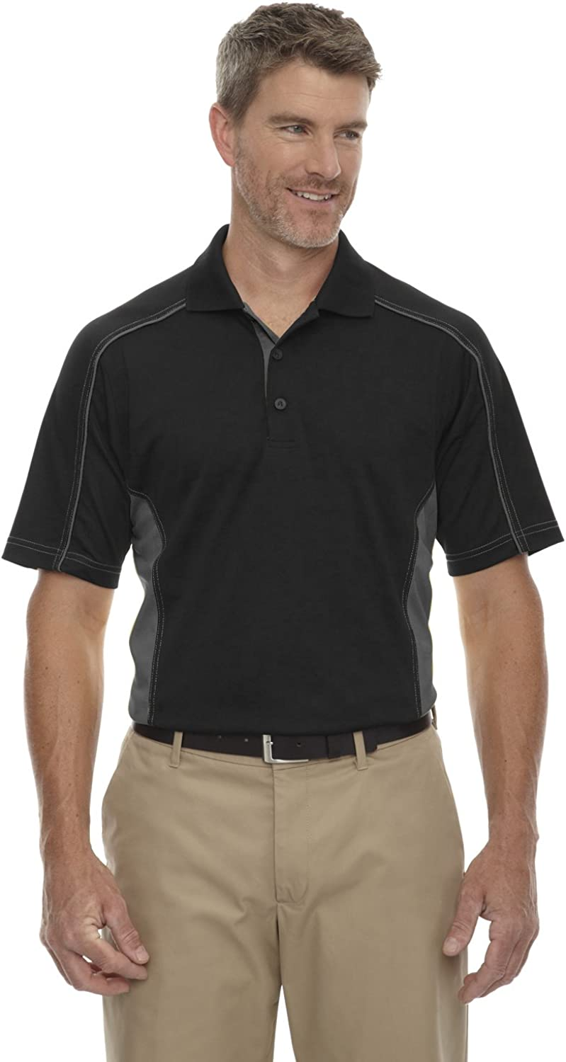 Eperformance Tall Fuse Snag Protection Plus Colorblock Polo (85113T) True Royal, LT