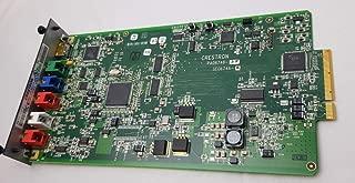 Crestron-DMC-VID-RCA-A RCA Analog Video Input Card w/Analog Audio for DigitalMedia Switchers