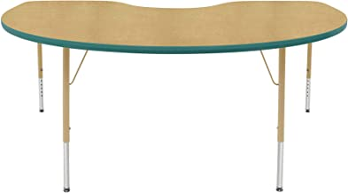 "product image for 48"" x 72"" Kidney Table"