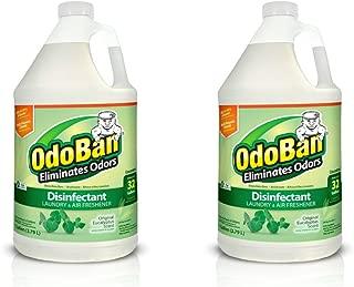 OdoBan Multipurpose Cleaner Concentrate, 2 Gal, Original Eucalyptus Scent – Odor..