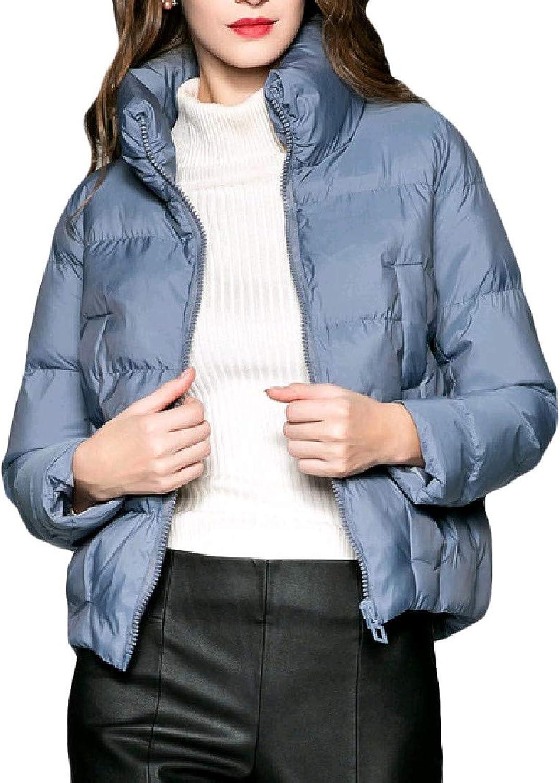 Doanpa Womens Business Premium Tailored Short Mini Outdoor Coat
