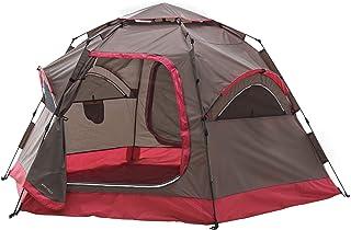 モダンデコ テント ワンタッチ ドーム型 大型 5人用