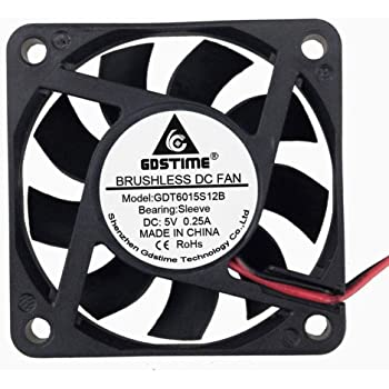 New FOR ADDA AD0605LX-D90 60601.5mm 5V 0.21A For Dahua DVR Fan For Dahua VCR Fan