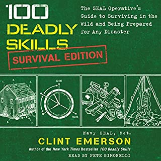 100 Deadly Skills: Survival Edition cover art