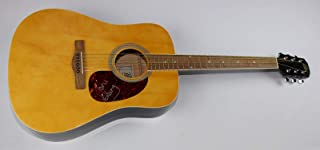 KD Lang Constant Craving Signed Autographed Full Size Acoustic Guitar Loa