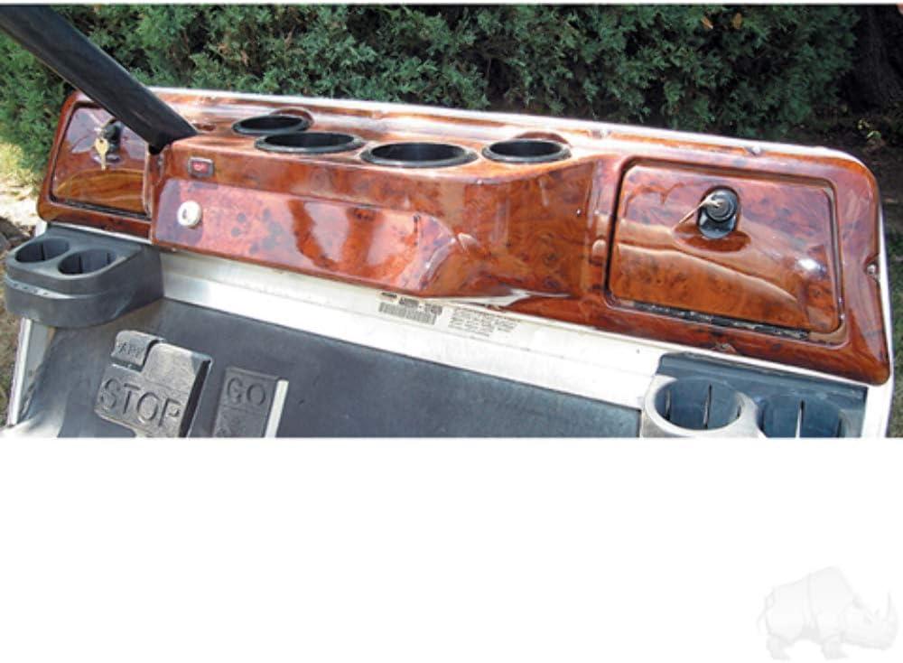 Club Car DS Golf Cart Custom Max 49% OFF High order Grain Dash Assembly Wood