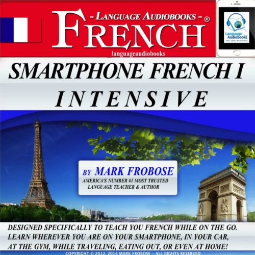 Smartphone French 1 Intensive audiobook cover art