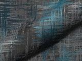 Möbelstoff Varese 331 Muster Abstrakt grau blau als