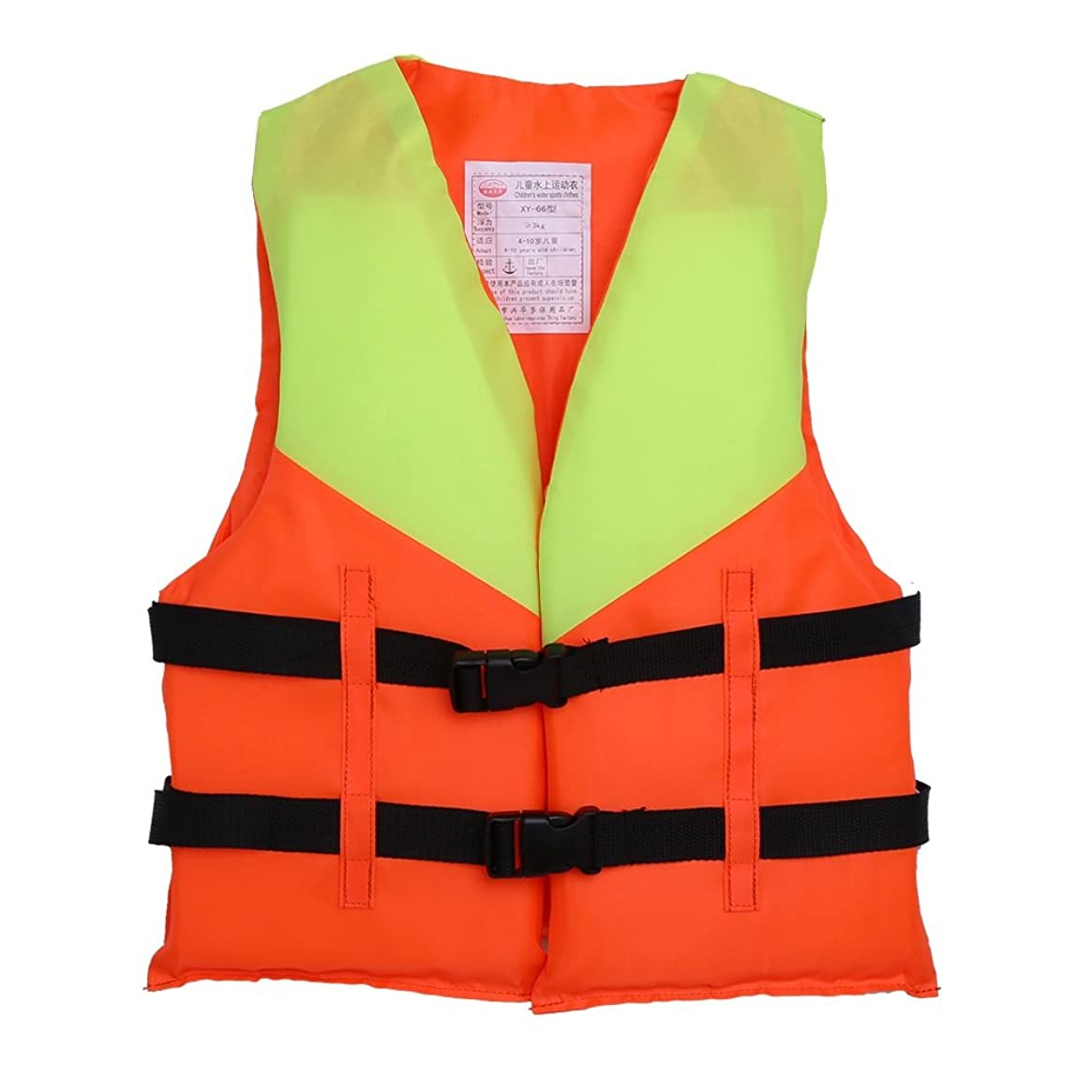 VGEBY Kids Life Jacket Swimming Foam Buoyancy Aid Swimming Boating Kayaking Vest Watersport for 4-10 years Children