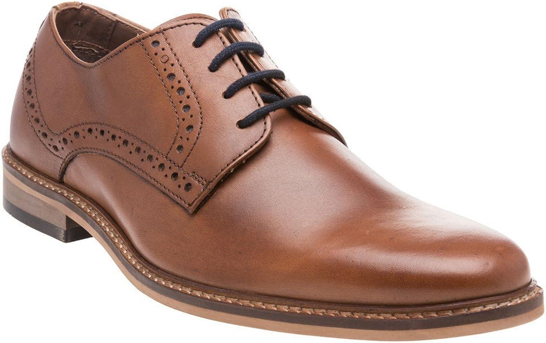Lambretta Franky Gibson shoes Tan