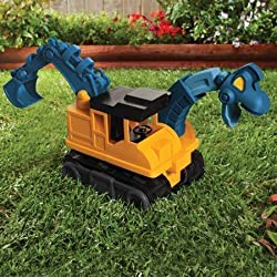 best dinosaur toys for toddlers education insights Wrecker the T-Rex Skid Loader