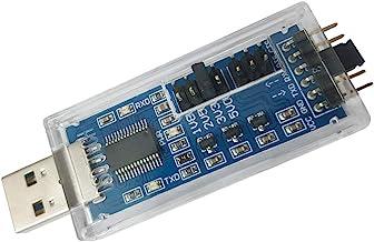 Best DSD TECH SH-U09C5 USB to TTL UART Converter Cable with FTDI Chip Support 5V 3.3V 2.5V 1.8V TTL Review