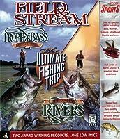 Field & Stream Ultimate Fishing Pack (輸入版)