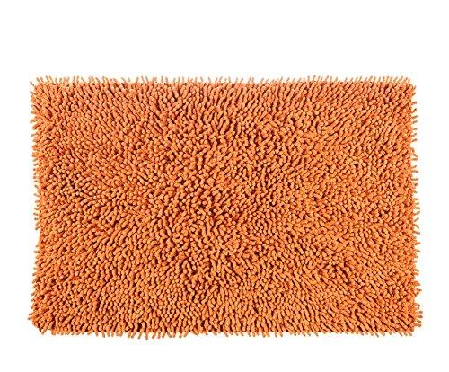 Alfombrista Gloria Alfombra, Algodón, Naranja, 120 x 180 cm