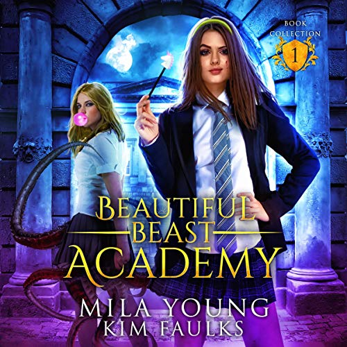 Beautiful Beasts Academy: Books 1-2 Boxed Set Titelbild