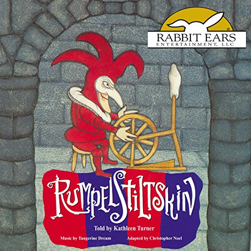 Rumpelstiltskin                   By:                                                                                                                                 The Brothers Grimm,                                                                                        Christopher Noel - adapter                               Narrated by:                                                                                                                                 Kathleen Turner                      Length: 22 mins     9 ratings     Overall 4.3