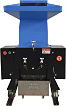 $2065 » INTBUYING Plastic Bottle Grinder Mill Crusher Electric Chipper Granulator Heavy Duty Plastic Shredder Grinding Machine 220...