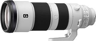 Sony FE 200-600mm F5.6-6.3 G OSS Lens | Super Telephoto Zoom G Lens | SEL200600G