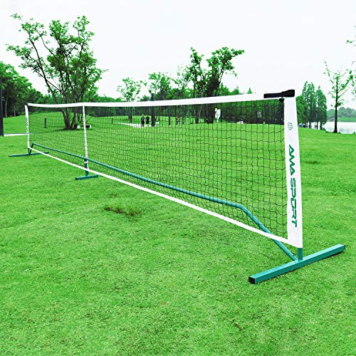 AMA SPORT Portable Pickleball Net