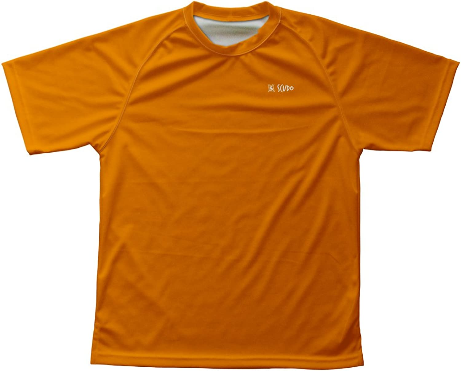 98351a88e4d3 orange Technical TShirt for Men and Women noxsol2368-Sporting goods ...