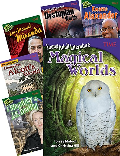 Time Grades 6-8: Language Arts 9-Book Set (Time for Kids(r) Nonfiction Readers)
