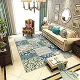 Impresión en 3d nórdico simple moderno abstracto sala de estar dormitorio alfombra Bahía ventana ocio manta junto a la cama alfombrilla antideslizante alfombras de piso alfombras para sala de estar