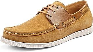 Bacca Bucci Men's Genuine Leather Striper II Boat/Casual/Sneakers Shoe for Men