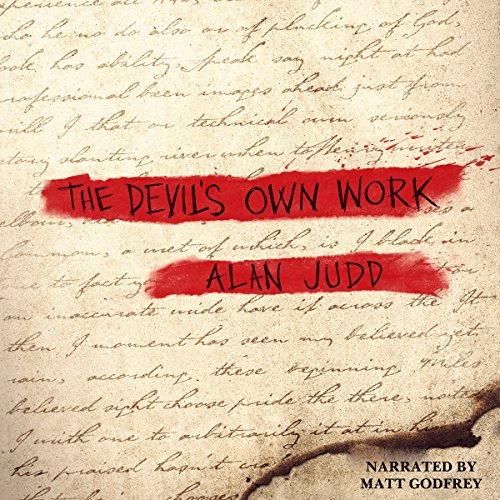 The Devil's Own Work: Valancourt 20th Century Classics audiobook cover art