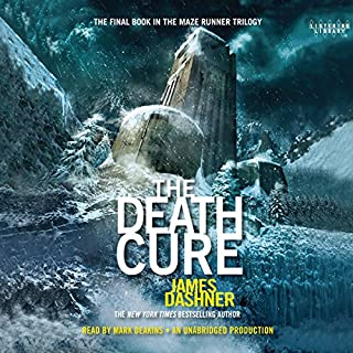 The Death Cure     Maze Runner, Book 3              Auteur(s):                                                                                                                                 James Dashner                               Narrateur(s):                                                                                                                                 Mark Deakins                      Durée: 8 h et 55 min     28 évaluations     Au global 4,4