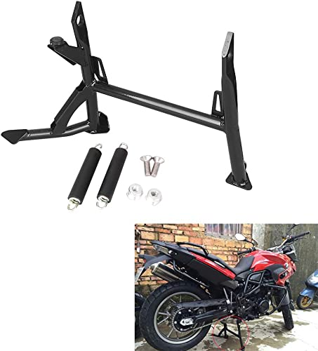 wholesale Mallofusa popular Motorcycle Centerstand Center Kickstand Support Compatible for BMW discount F700GS F650GS 2008 2009 2010 2011 2012 2013 2014 2015 2016 Black sale