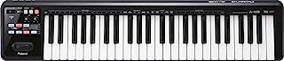 Roland A-49 Lightweight 49-Key MIDI Keyboard Controller, Bla