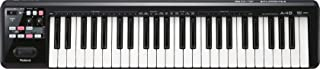 Roland Lightweight 49-Key MIDI Keyboard Controller, black (A-49-BK)