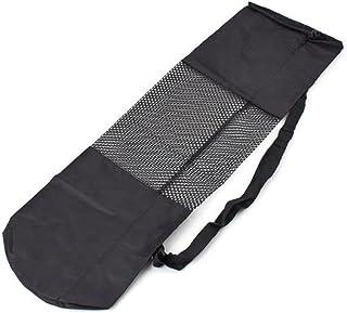 Bolsa para la esterilla de yoga hecha de malla de nailon de Da.Wa, con correa ajustable, lavable a máquina