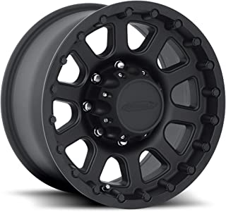 Pro Comp Alloy 7032-8970 Xtreme Alloys Series 7032 Black Finish; Size 18x9; Bolt Pattern 8x170mm; Back Space 5 in.;