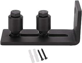 SSB-JIAJUPJ 1 8-in-1 bodemgeleider, verstelbaar, van koolstofstaal voor schuifdeur, accessoires, slide slide mechanisme me...