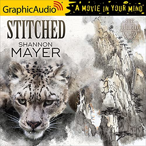 Stitched (Dramatized) cover art