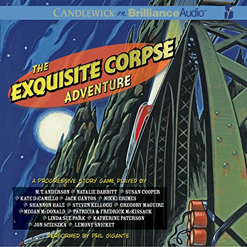 The Exquisite Corpse Adventure cover art