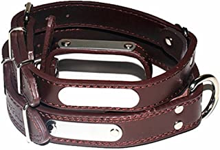 Best leather dog collars walmart Reviews