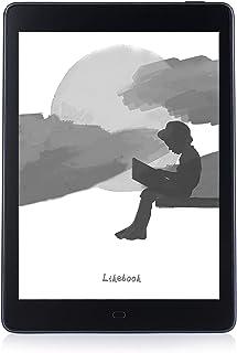 2021新 Likebook P78電子書籍リーダー+クアッドコア2GB + 32GB+(1872 * 1404)Eink Cartaタッチスク+Android 8.1 を搭載+GooglePlayをサポート[電子ブックリーダー本体+革のケース...