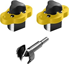 Magswitch MagJig 95 (Set of 2) w/ Magswitch 30mm Forstner Bit