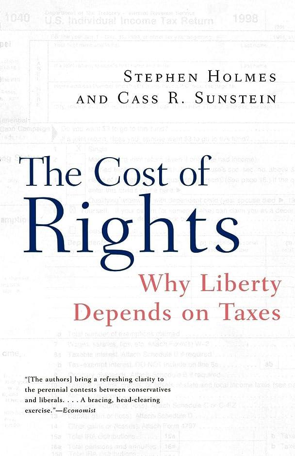 インタラクションアストロラーベ先入観The Cost of Rights: Why Liberty Depends on Taxes