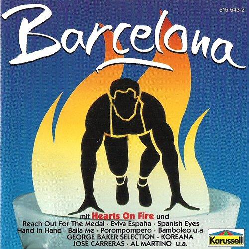 Spain Songs (CD Compilation, 14 Tracks, Various Artists) jose carreras amapola / cindy & bert spaniens gitarren / winners go for gold / mandolo escobar el porompompero / tino martini hearts on fire / hanna aroni eviva espana etc..