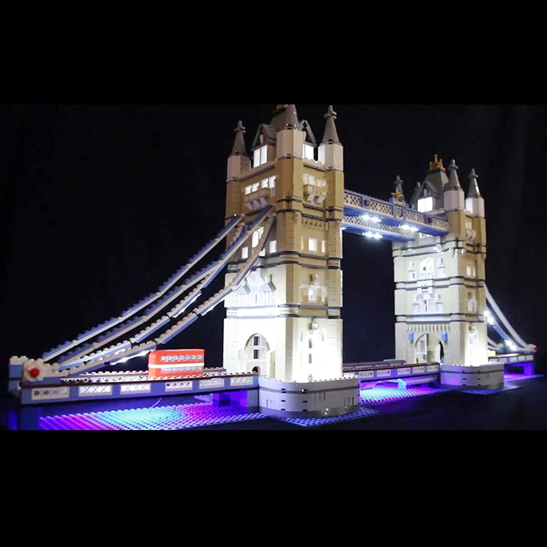 12che LED Light Kit für Lego Tower Bridge 10214 - Beinhaltet kein Lego Set