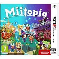 Miitopia - Nintendo 3DS [Importación italiana]