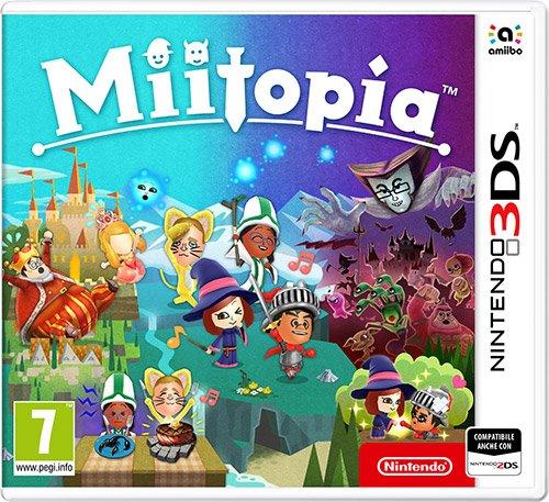 Giochi per Console Nintendo Miitopia