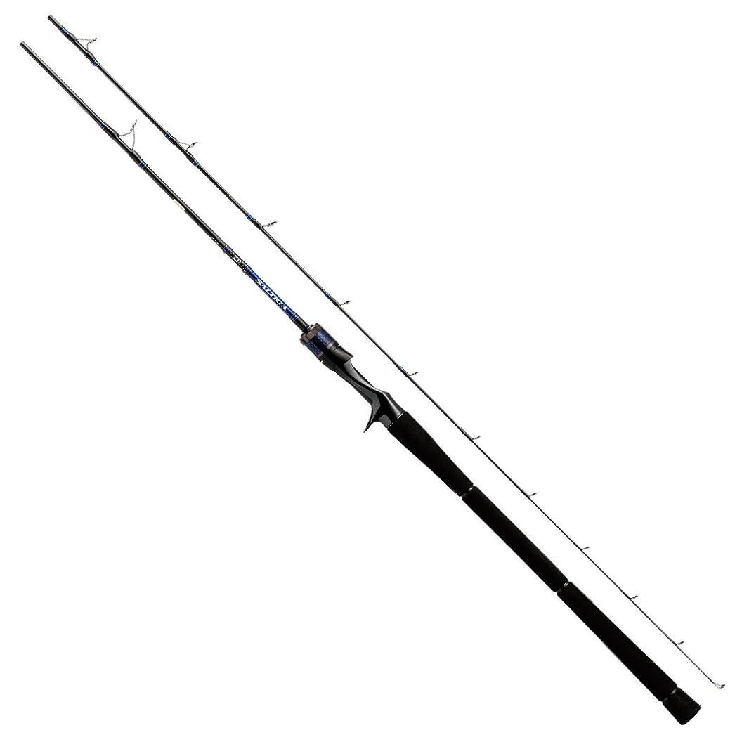水っぽいコーラス政治的ダイワ(DAIWA) ライトショアジギングロッド ベイト ソルティガ BJ ローレスポンス 63XHB-S?V ライトショアジギング 釣り竿
