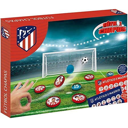 Winning Moves Monopoly Atletico Madrid (10230), Multicolor ...