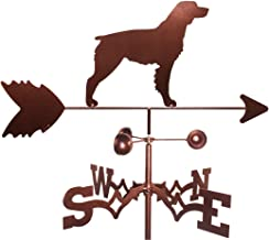 product image for MONTGOMERY INDUSTRIES Brittany Spaniel (Garden Mounting) Weathervane