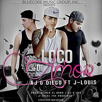 Loco de Amor (feat. J-Louis)