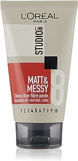 L'Oreal Paris, Studio Line Matt Messy Hair Rough Paste 150ml